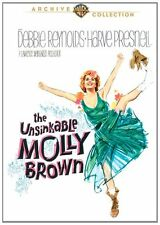 The Unsinkable Molly Brown 1964 (DVD) Debbie Reynolds, Harve Presnell - New!
