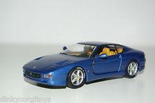 DETAIL CARS DETAILCARS 190 FERRARI 456 GT 456GT MET. BLUE MINT RARE SELTEN RARO