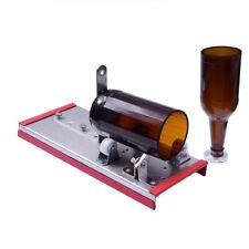 Glass Wine Bottle Cutter Scoring Cutting Machine Jar DIY Kit Recycle Tool