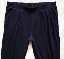 Viscose Tapered Petite NEXT Trousers for Women