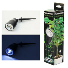 LED PLANT SPOT LIGHT WITH AUTO ON OFF SENSOR OUTDOOR GARDEN LIGHTING