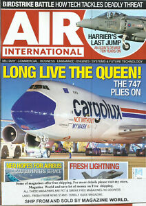 AIR  INTERNATIONAL MAGAZINE,  JANUARY, 2021  *  VOL. 100  *  NO. 01