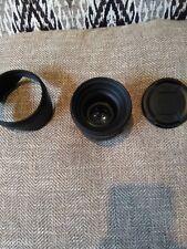 Sigma 50mm f/1.4 EX DG HSM Lens for Sigma Digital SLR Cameras MINT +++