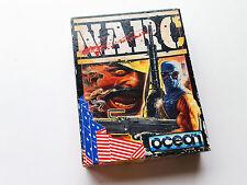 NARC n.a.r.c. Sinclair ZX Spectrum Small en boîte neuf dans sa boîte cassette game JEU