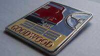 Goodwood grill badge emblem enamel badge compatible with Porsche  356A 356B 356C