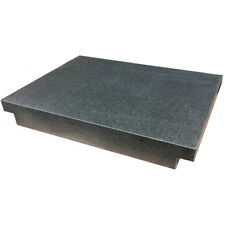 "Granite Surface Plate 24 x 18 x 3"" Grade AA With Ledges"