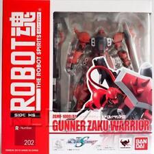 Bandai Gundam Seed Destiny The Robot Spirits Action Figure - Gunner Zaku Warrior