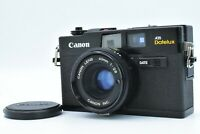 [For parts] Canon A35 Datelux 40mm f/2.8 35mm Film Rangefinder Camera From Japan