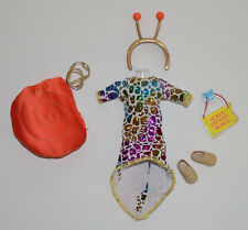 KELLY DOLL CLOTHES SHOES * GARDEN SNAIL COSTUME * 2001