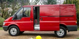2000-2014 Ford Transit SWB FWD MK6 MK7 van ply lining sides and rear doors only
