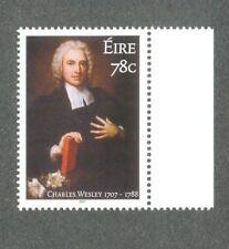 Ireland-Charles Wesley mnh(1879)Methodism-Art-Music-