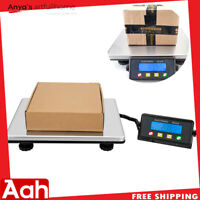 440LB Postal Scale Digital Shipping Electronic Mail Packages Capacity 200KG/100G