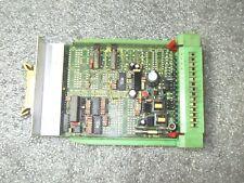 (V11-1) 1 USED PARKER EZ-154-10 1212010101 VALVE DRIVER CARD