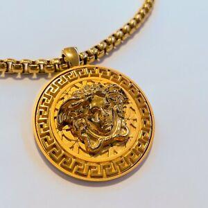Versace Medusa Goldkette Original (sehr gut erhalten!)