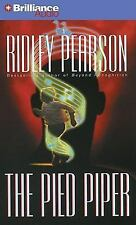 The Pied Piper by Ridley Pearson (2010, CD, Abridged)