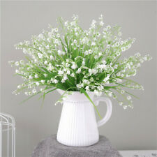 4pcs Artificial Plants Floral Greenery Wedding Home Holding Flowers Art Decor