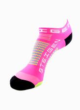 Steigen Tutti Frutti Zero Length Performance Running and Cycling Socks