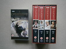 VHS Collection - 2 BBC Drama Classics - I Claudius Gormenghast