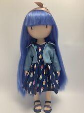 Gorjuss Santoro London Dress   Handmade   New   Gorjuss Doll/ 2 Piece