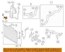 TOYOTA OEM-Radiator Assembly Upper Bracket 90118WB831