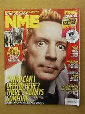 NME APRIL 28 2012 KURT COBAIN SEX PISTOLS MUMFORD AND SON A$AP ROCKY RADIOHEAD