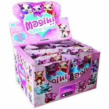 Magiki Kittens Gattini Box 16 Bustine Personaggi 3D De Agostini