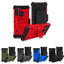 For Samsung Galaxy A11 A21 A51 A01 A10E A20 S20 Plus Ultra Case Hybrid Holster