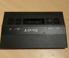 Atari 2600 With Various Controllers And Games