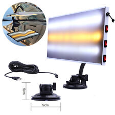 Paintless Dent Repair LED Light 3 Strips PDR Tools Auto Body Lamp Hail Removal