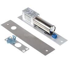 Electric Drop Bolt Door Lock 12V Magnetic Auto Deadbolt for Access Control OI32