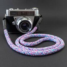 Kameragurt unicorn - Schultergurt Kameraseil Tragegurt bunt Camerastrap
