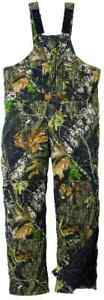 Wolf Mountain 26094-LSHORT Insulated Mens Overall L Short Mossy Oak Camo