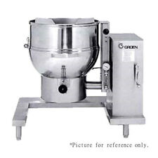Groen Dee/4-20C Electric Tilting Kettle - 20-Gallon Capacity (Replaces Dee/4-20)