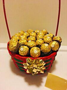 Chocolate Sweet Gift Box Hamper Bouquet Cadbury Birthday Present Personalised