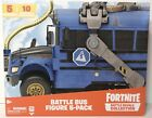 Fortnite Battle Bus Figure 5 Pack Royale Collection For Sale