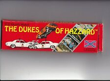 1981 DUKES OF HAZZARD LCD QUARTZ WATCH WITH ALL BOXES