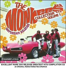 The Monkees - The Very Best 20 Greatest Hits Collection - RARE CD - 60's Pop