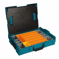 Sortimo L-Boxx 102 Limitada Edition (Makita Estilo) incl. Insetboxenset F3