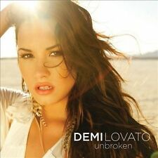 Unbroken by Demi Lovato (CD, Sep-2011, Hollywood) NEW