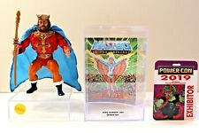 KING RANDOR  1987 MASTERS of the UNIVERSE - SERIES 6   100% COMPLETE