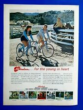 "1971 Schwinn Super Sport Original Print Ad 8.5 x 11"""