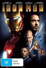 Iron Man (DVD, 2013)