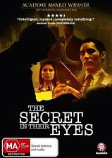 The Secret In Their Eyes (DVD, 2010)