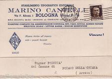 #BOLOGNA: testatina- MARINO CANTELLI- forniture per amministrazioni..