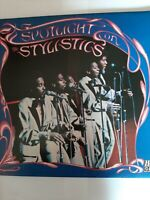 THE STYLISTICS. Spotlight On The Stylistics Double LP Vinyl Album. FREE DELIVERY