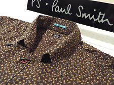"PAUL SMITH Mens Shirt 🌍 Size M (CHEST 40"") 🌎 RRP £95+ 📮 FLORAL LIBERTY STYLE"