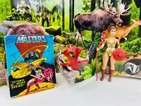 Vintage Masters Of The Universe Teela Complete With Mini Comic