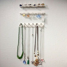 Jewelry Display Hanging Earring Necklace Ring Hanger Holder Sticky Hooks nice 1x