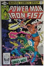 1981 POWER MAN AND IRON FIST #72   -   F                    (INV9593)