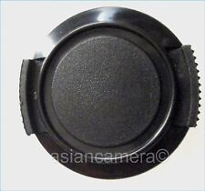 Front Lens Cap For Sony DCR-PC1 DCR-PC2 DCR-PC3 Keeper Cord Snap-on Glass Cover
